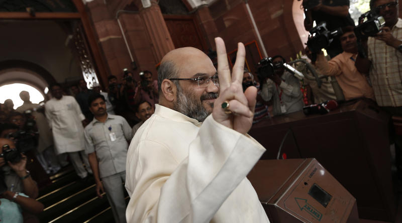 I Thank People of Delhi for This Unexpected Victory: Amit Shah