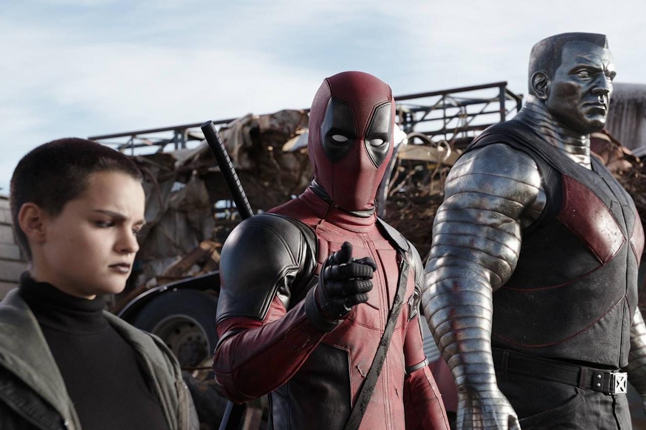 "<p>It looks like 20th Century Fox's aggressive <em>Deadpool</em> marketing campaign is paying off: The Marvel superhero flick, starring Ryan Reynolds, officially opened in theaters Friday, and early estimates already have it on pace to break the $80-million mark at the U.S. box office this weekend, according to <a rel=""nofollow"" href=""http://variety.com/2016/film/news/deadpool-90-million-holiday-weekend-1201704930/"">Variety</a>. The superhero movie has gotten off to such a strong start that a climb past $90 million isn't out of the realm of possibility.</p> <p>Previously predicted by 20th Century Fox to open between $60 and $65 million, <em>Deadpool</em> quickly showed that it was going to make a bigger splash. The flick brought in $12.7 million in Thursday night preview openings alone, which set a record among R-rated films, nabbing the crown from 2011's <em>The Hangover Part II</em>. If ticket sales skew toward the higher end of projections, <em>Deadpool</em> could potentially even overtake <em>Fifty Shades of Grey</em> ($93 million) for the biggest Presidents' Day Weekend debut ever, as Variety pointed out.</p> <p><strong>Related:</strong> <a rel=""nofollow"" href='http://www.digitaltrends.com/movies/who-is-deadpool/'><em>Deadpool</em> dossier: Everything you need to know about Marvel's R-rated star</a></p> <p><a rel=""nofollow"" href='http://www.digitaltrends.com/movies/deadpool-review/'><em>Deadpool</em> isn't your typical superhero movie</a>, and maybe that's what has been drawing people to it. Not only is it rated R, but the hero isn't always all that heroic. He's often brutal, mouthy, and a little bit insane. Deadpool stands apart from the other Marvel protagonists, and with Marvel's cinematic universe constantly growing, that's not a bad thing.</p> <p>20th Century Fox wisely warmed fans up to the atypical superhero and built up excitement about the film's release well in advance. Last year's Comic Con attendees had a chance to see <em>Deadpool</em> footage, and the character has been active on social media for several months. Deadpool's masked face and risqué brand of humor have been everywhere, from lounging on a bearskin rug in a Twitter post to recently <a rel=""nofollow"" href='http://www.digitaltrends.com/movies/deadpool-ad-takeover/'>taking over all commercial breaks</a> during numerous shows on multiple TV networks.</p> <p>Even before getting positive feedback via ticket sales, 20th Century Fox was confident in the film and its star — <a rel=""nofollow"" href='http://www.digitaltrends.com/movies/deadpool-2-script/'>the <em>Deadpool</em> sequel was already in the works</a> before the first officially opened — and the studio was clearly right to be.</p> <div> <div> <div><b>Also watch:</b> Deadpool Movie Review</div> </div></div> <div> 						<div><div><div>Please enable Javascript to watch this video</div></div></div>  					</div>"