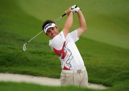 Louis Oosthuizen shot 66, 68, 69, 68 for a 17 under par total