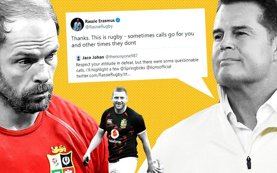 The 33 things we learned from the Lions tour of South Africa