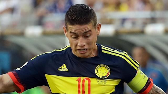 Colombia looked to be heading for a costly draw in World Cup qualifying before James Rodriguez's intervention against Bolivia.