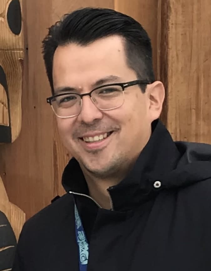 Wade Grant is an advocate for reconciliation and a member of a Musqueam Indian Band.