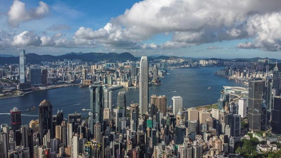 Hong Kong no longer appears under its own name in the Heritage Foundation's list of the world's freest economies. Photo: Sun Yeung