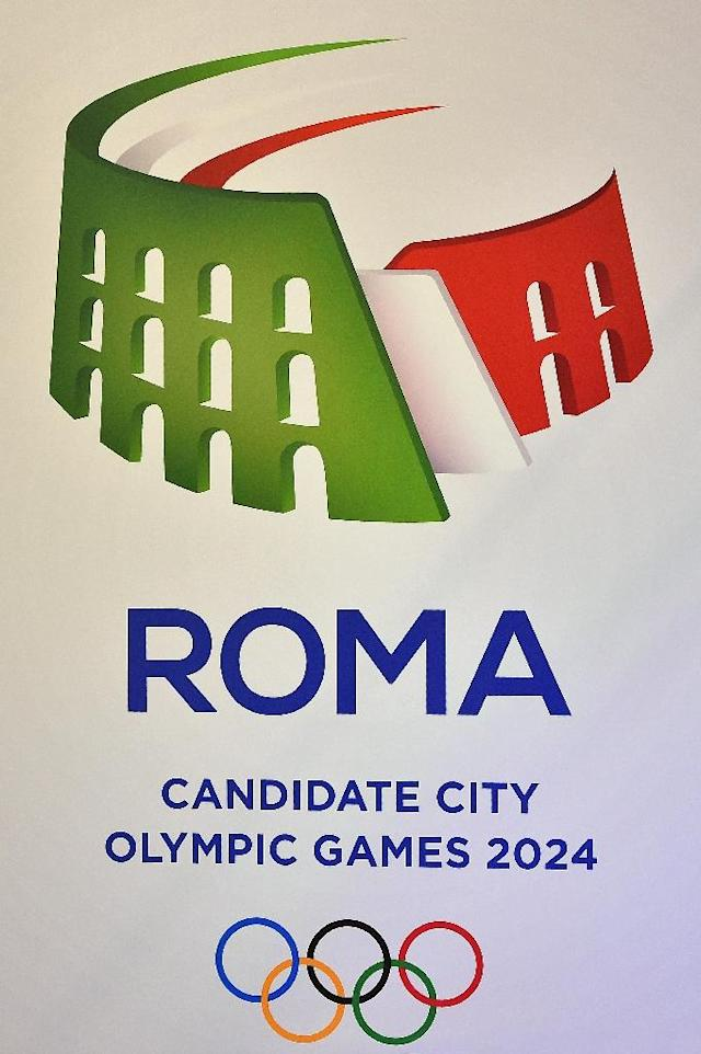 Rome last hosted the Games in 1960, but needs to overcome some stubborn political intransigeance to win the 2024 bid (AFP Photo/Gabriel Bouys)