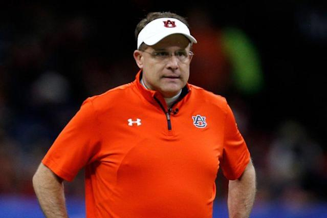 Is Auburn the biggest challenger to Alabama? (Getty)