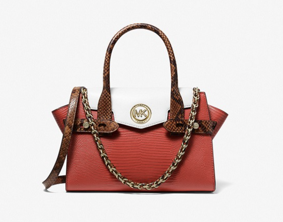 Michael Kors Carmen Satchel. (PHOTO: Michael Kors)