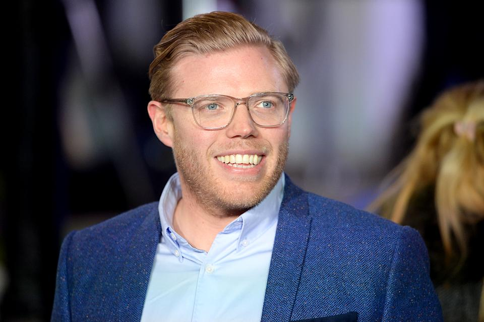 "Rob Beckett attends the European Premiere of ""Mary Poppins Returns"" at Royal Albert Hall on December 12, 2018 in London, England. (Photo by Dave J Hogan/Dave J Hogan/Getty Images)"
