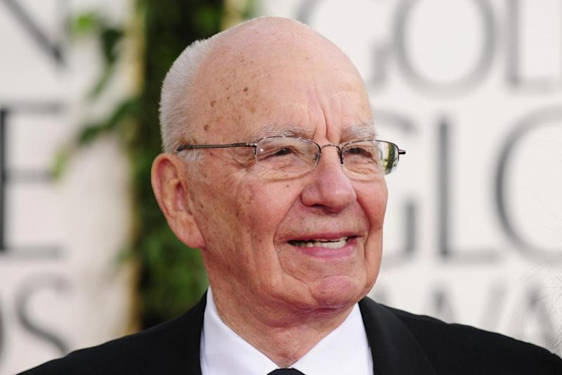 Rupert Murdoch has lost his bid to take control of Sky (AFP/Getty Images)