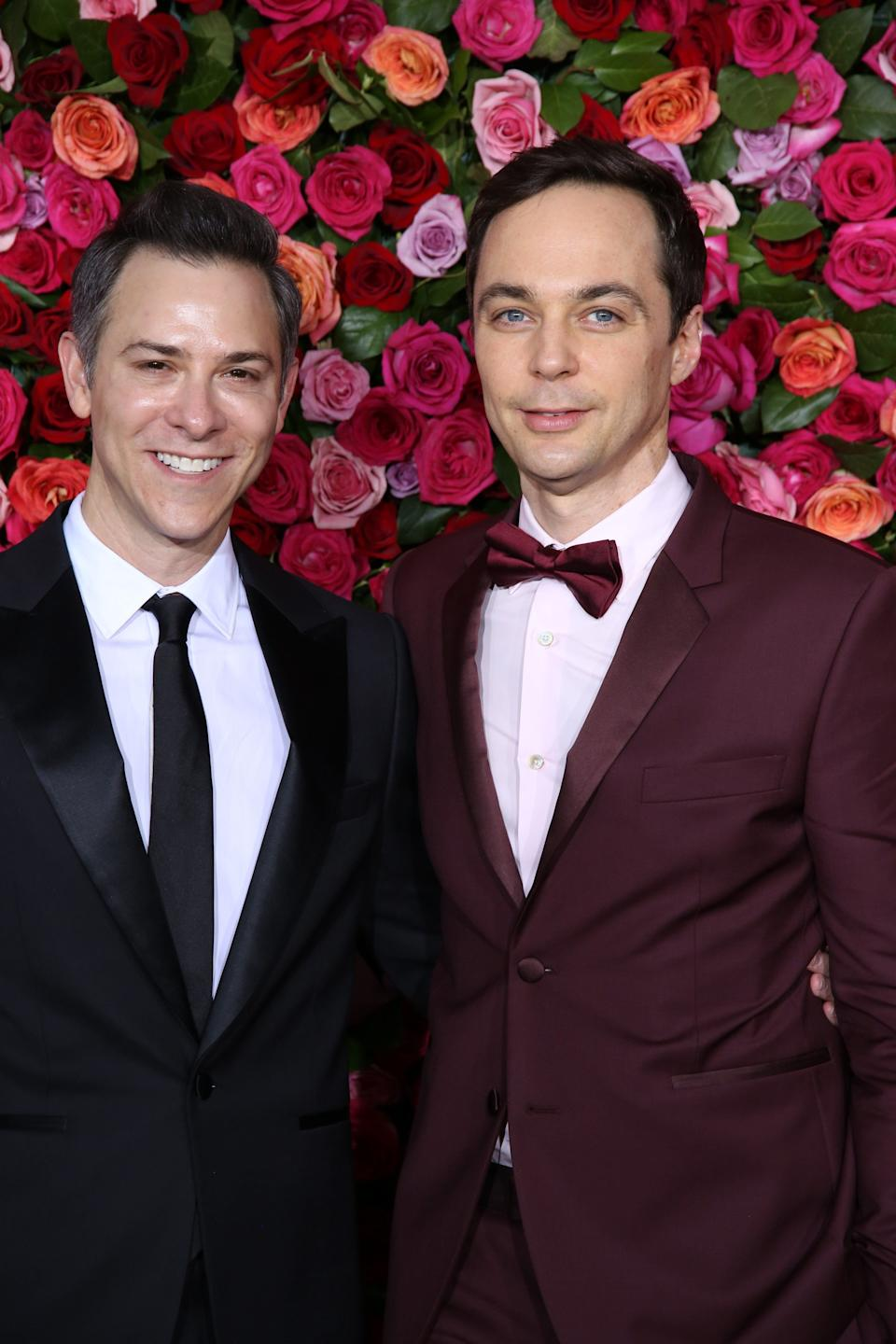 "<a href=""""The Big Bang Theory"""" target=""_blank"" rel=""noopener noreferrer"">""The Big Bang Theory""</a> star<a href=""https://www.huffpost.com/topic/jim-parsons"" target=""_blank"" rel=""noopener noreferrer""> Jim Parsons</a> and his <a href=""https://www.huffingtonpost.com/entry/jim-parsons-married_us_5918b806e4b0031e737e76ed"">husband Todd Spiewak</a> were together for nearly 15 years before they decided to <a href=""https://www.businessinsider.com/jim-parsons-just-got-married-to-his-partner-of-14-years-2017-5"" target=""_blank"" rel=""noopener noreferrer"">get hitched in March 2017</a>.<br /><br><br><br />In an interview with <a href=""https://people.com/tv/jim-parsons-opens-up-about-todd-spiewak-marriage/"" target=""_blank"" rel=""noopener noreferrer"">Stephen Colbert later that year,</a> the actor opened about why he and Spiewak took their time getting married.<br /><br><br><br />""We just didn't care about the act of it that much, to be honest with you,"" <a href=""https://people.com/tv/jim-parsons-opens-up-about-todd-spiewak-marriage/"" target=""_blank"" rel=""noopener noreferrer"">Parsons said</a>. ""That sounds cold in a way but I finally thought: 'Well, let's have a party then for the celebration and we'll go ahead and legalize this thing.'""<br /><br><br><br />But Parsons said getting married ended up being ""more meaningful in the moment"" than he could have predicted.<br /><br><br><br />""It's been resonantly much more meaningful than for me afterward than I ever saw coming,"" <a href=""https://people.com/tv/jim-parsons-opens-up-about-todd-spiewak-marriage/"" target=""_blank"" rel=""noopener noreferrer"">he said</a>. ""You know, I had been an adult gay person for so long at a time where that wasn't possible where life was 'fine' for me."""