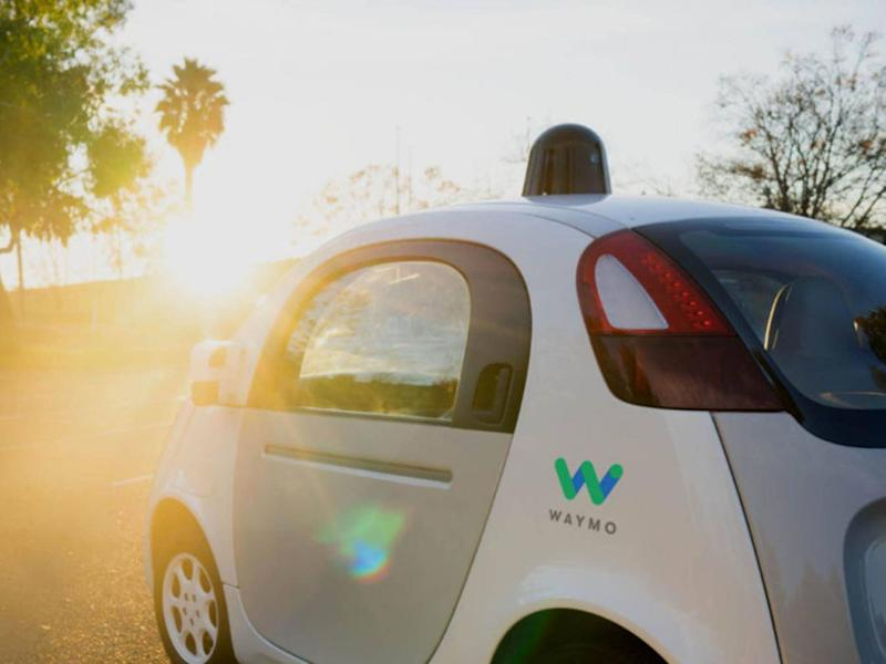 A driverless car is a computer on wheels, the ultimate internet-connected mobile device (Waymo)