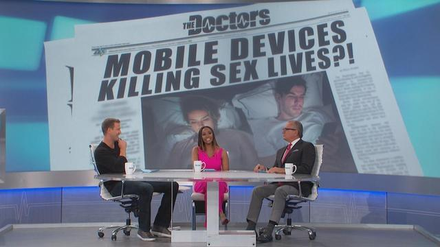 Do mobile devices diminish sex lives? ER doctor mocks patient? Twins facelift reveal! Is weight loss chill a buzz or a bust? Autistic man's amazing weight loss! Bizarre in the ER! Do women prefer dating single dads?
