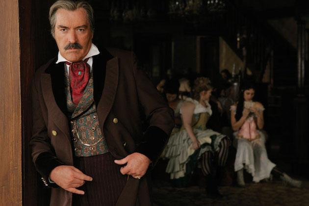 Powers Boothe (Credit: HBO)