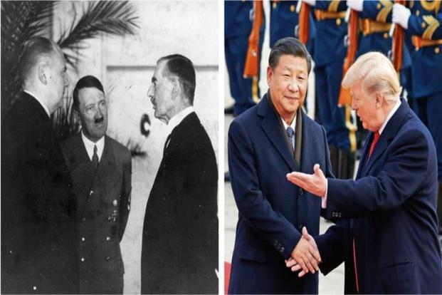 Ghosts of history: Lessons for US-China trade war