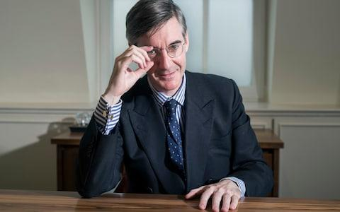 Jacob Rees-Mogg MP - Credit:  David Rose/ David Rose