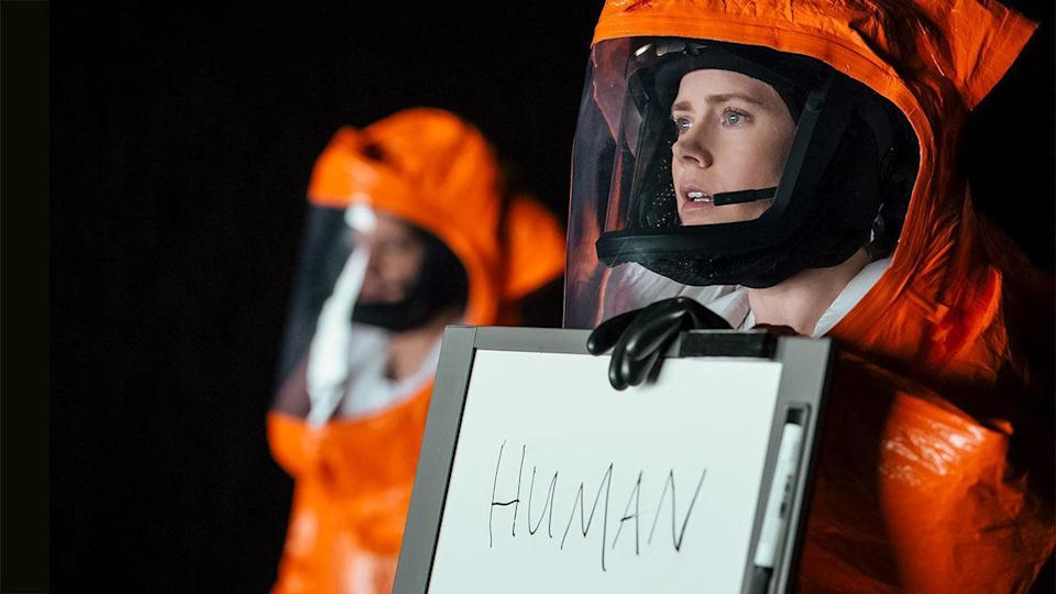 Amy Adams in 'Arrival'Paramount