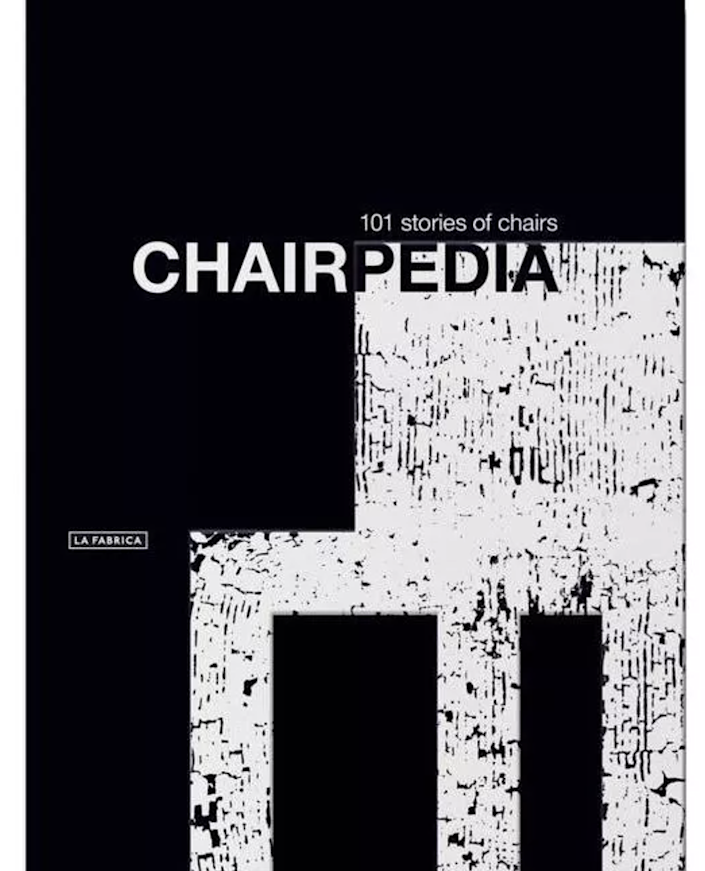 "$35, Bookshop. <a href=""https://bookshop.org/books/chairpedia-101-stories-of-chairs/9788417769291"" rel=""nofollow noopener"" target=""_blank"" data-ylk=""slk:Get it now!"" class=""link rapid-noclick-resp"">Get it now!</a>"