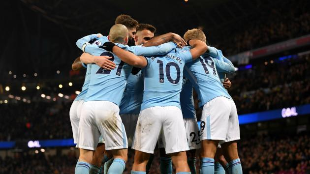 <p>Don't look back - Guardiola gives Manchester City title warning</p>