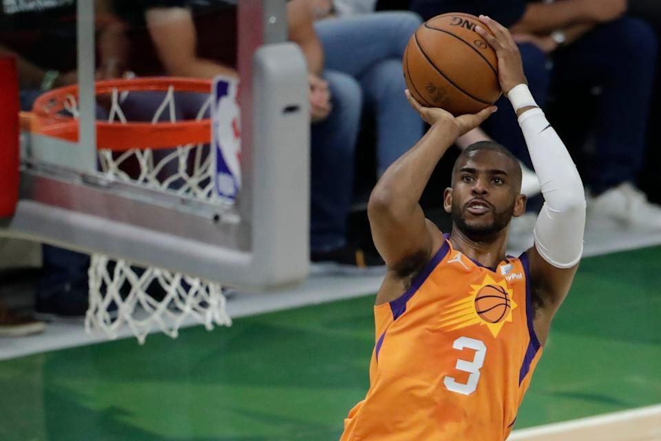 Chris Paul was instrumental in the Suns reaching the NBA Finals.