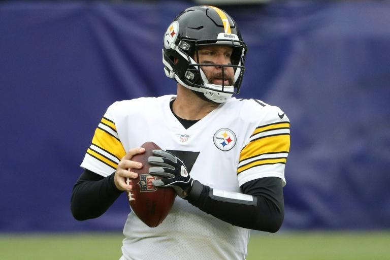 Pittsburgh Steelers quarterback Ben Roethlisberger is one of four players who are being isolated following a Covid-19 case involving team-mate Vance McDonald