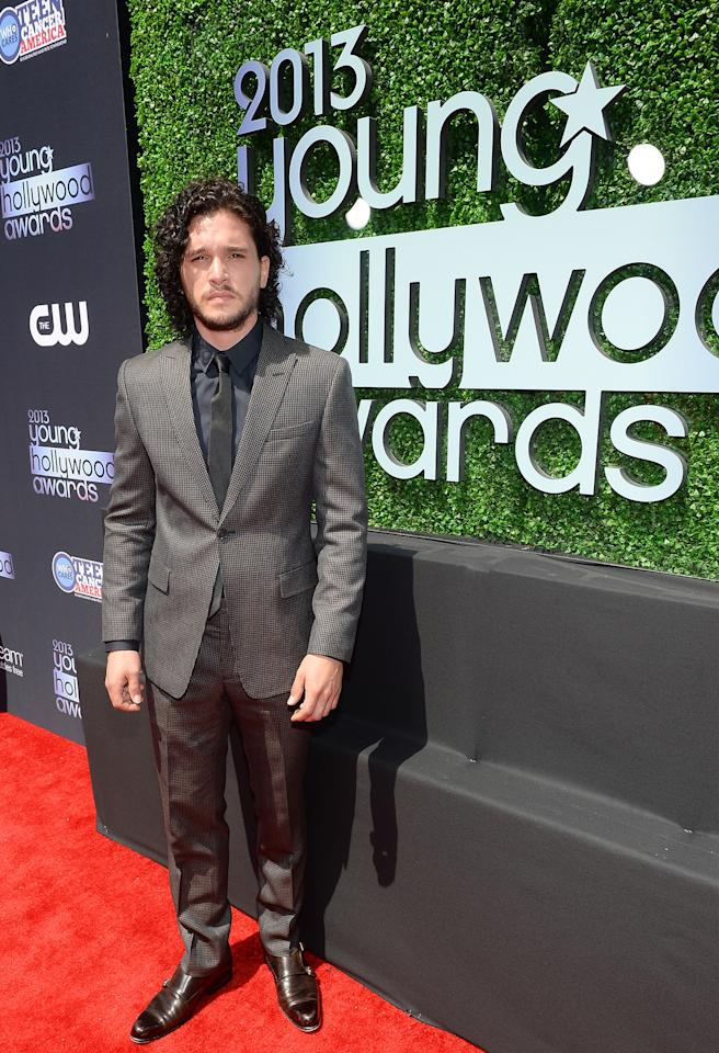"""Game of Thrones"" actor Kit Harington"