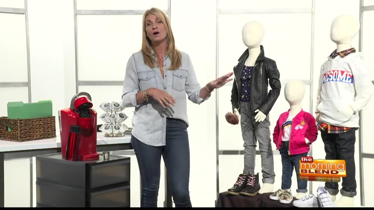 Soon kids will be boarding the bus or heading back to college and with store shelves packed with school supplies it's hard to figure out what your kids really need. So, Entrepreneur, Real Housewife and mom Heather Thomson is sharing her shopping cheat sheet and tips to getting the best deals and the coolest items for students of all ages!