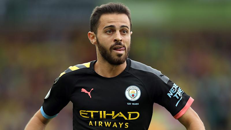 Bernardo Silva sanctionné pour son message à Mendy — Ang