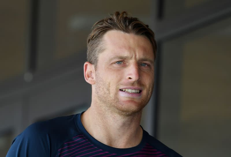England's Buttler fined for verbal volley at Philander in second test