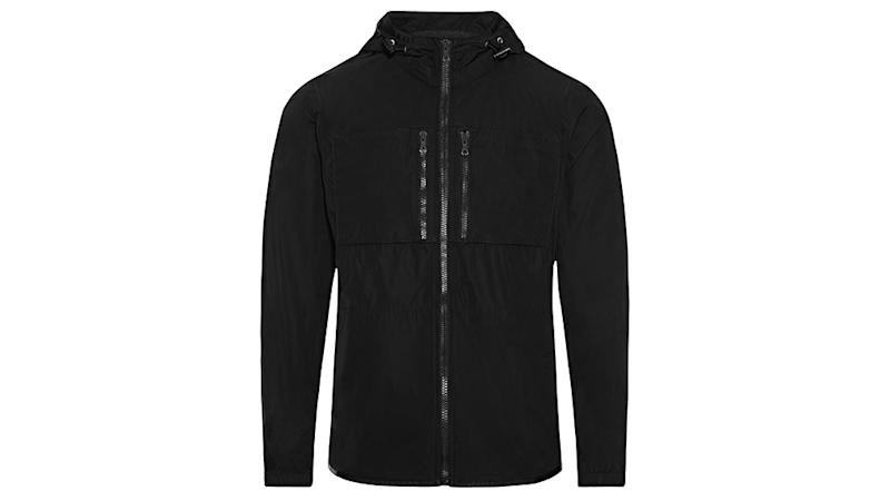 A vest from Orlebar Brown's new OB Black collection.
