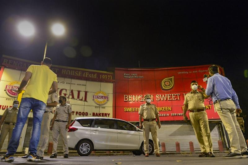 Delhi Police Arrests Five People With Restricted Drug Worth Rs 3 Crore
