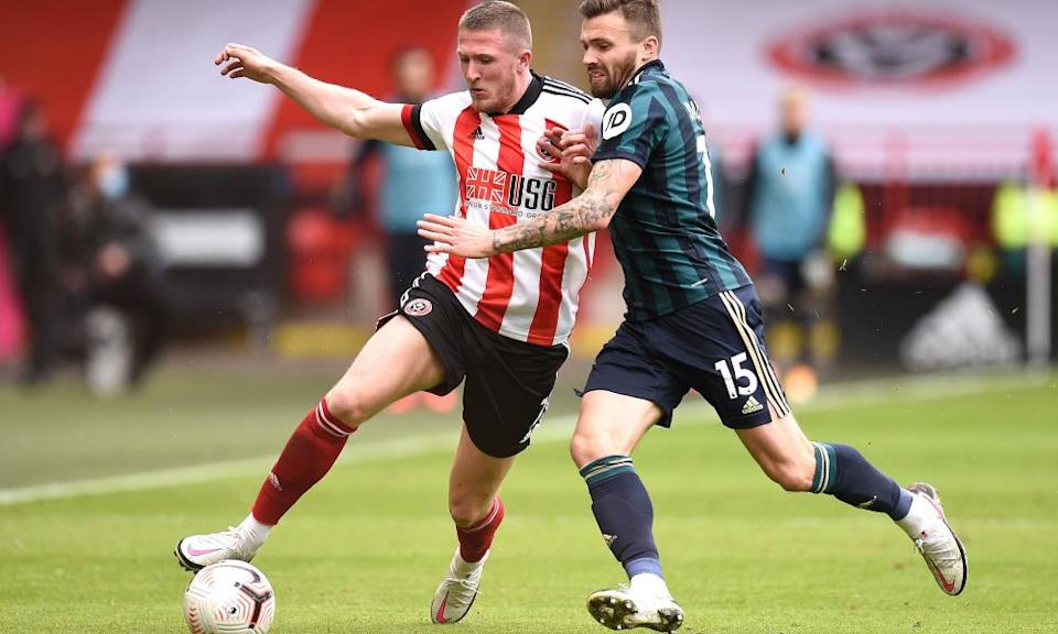 Blades contract rebel John Lundstram is set to rack up the Fantasy League points elsewhere