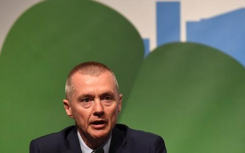 Willie Walsh, the boss of British Airways owner IAG - Credit: Clodagh Kilcoyne/Reuters