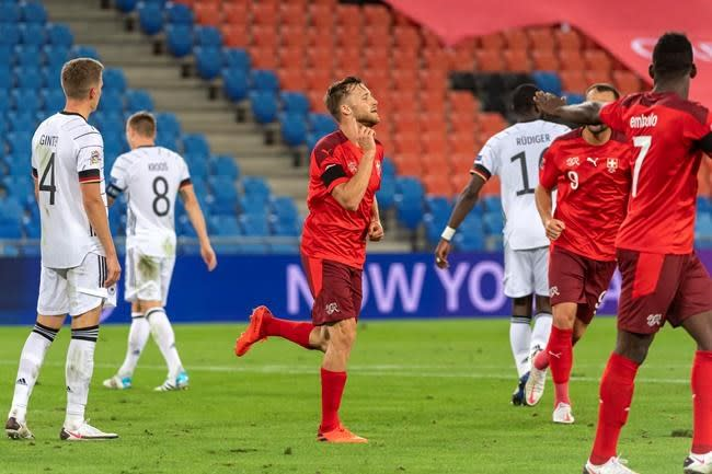 Nations League: Record-breaker Fati stars in Spain rebuild