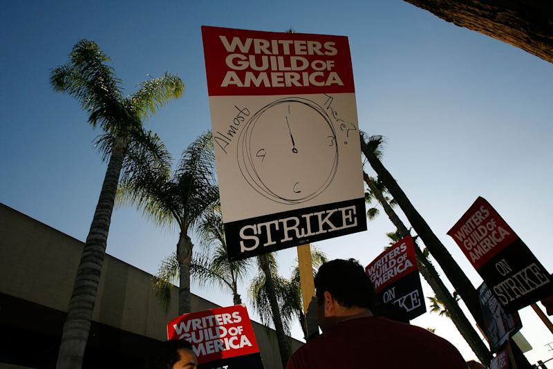 Writers Guild of America Votes in Favor of Strike Authorization