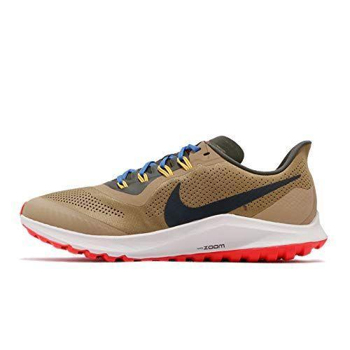 """<p><strong>Nike</strong></p><p>amazon.com</p><p><strong>$130.00</strong></p><p><a href=""""https://www.amazon.com/dp/B07Q2F5XSV?tag=syn-yahoo-20&ascsubtag=%5Bartid%7C2139.g.36608417%5Bsrc%7Cyahoo-us"""" rel=""""nofollow noopener"""" target=""""_blank"""" data-ylk=""""slk:BUY IT HERE"""" class=""""link rapid-noclick-resp"""">BUY IT HERE</a></p><p>Traditionally heavier than regular sneakers and built for less-than-smooth terrain, <a href=""""https://www.menshealth.com/fitness/g19538916/best-trail-running-shoes/"""" rel=""""nofollow noopener"""" target=""""_blank"""" data-ylk=""""slk:trail running shoes"""" class=""""link rapid-noclick-resp"""">trail running shoes</a> have a whole different list of requirements to hit—and Nike's version ticks all the boxes. This pair has multidirectional heel- and toe-focused traction to make uphill runs a cinch, as well as a responsive foam cushion for extra support. Oh, and no need to worry about rain or mud. The Pegasus shoe also has a perforated tongue that repels water and increases drainage, so you can stay dry in every type of weather. <br></p>"""
