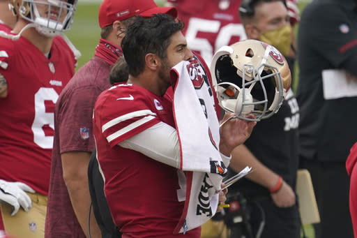 49ers look to bounce back vs. Jets after tough opening loss