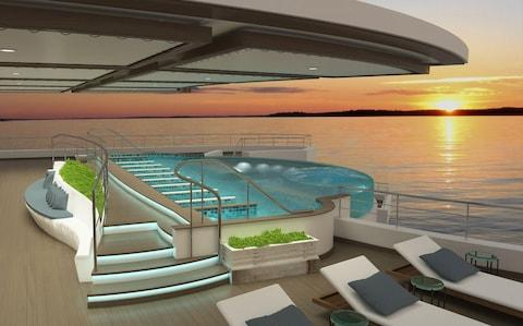 Blue World Voyages is coming in 2021