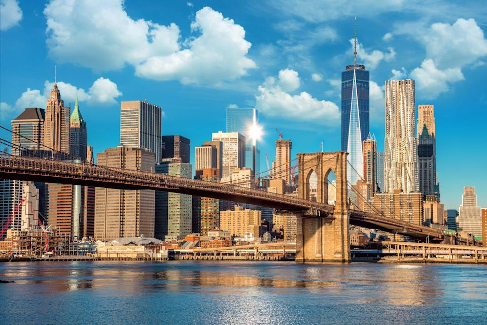 Could holidays to New York soon be back on the agenda? (Getty Images/iStockphoto)
