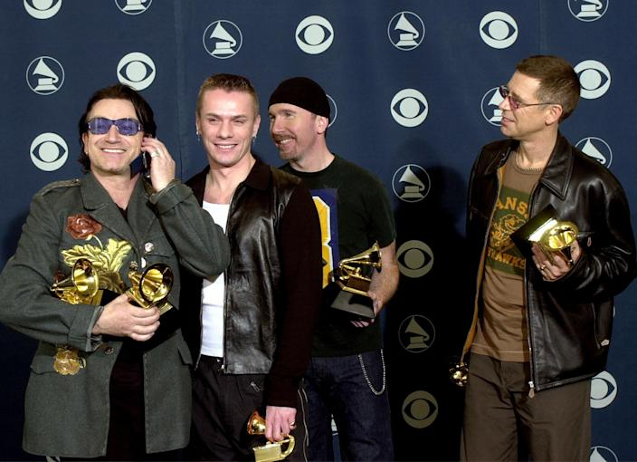 43rd Annual Grammy Awards (David McNew / Getty Images)