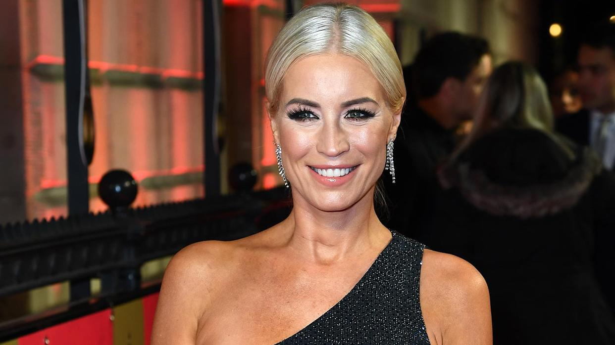 Denise Van Outen revealed she has an addiction to one very special condiment! (Image: Getty Images)