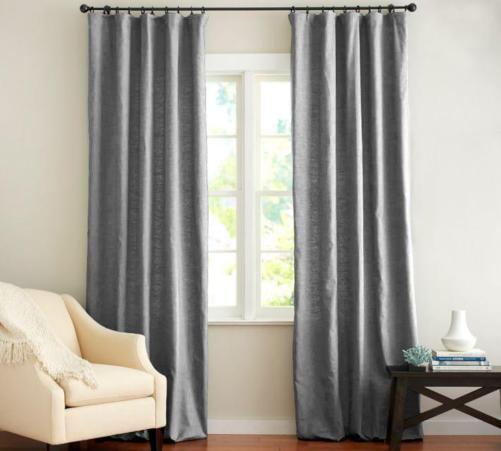 "<p>Similar to its sister brand West Elm, Pottery Barn sources top-notch fabrics to make made-to-last curtains. Some of their offerings are even made with sustainably-sourced and Fair Trade materials, including these blackout curtains made out of linen and cotton blend.</p><p><a class=""link rapid-noclick-resp"" href=""https://go.redirectingat.com?id=74968X1596630&url=https%3A%2F%2Fwww.potterybarn.com%2Fproducts%2Femery-linen-pole-pocket-blackout-curtain-gray%2F&sref=https%3A%2F%2Fwww.goodhousekeeping.com%2Fhome-products%2Fg34524563%2Fbest-places-to-buy-curtains%2F"" rel=""nofollow noopener"" target=""_blank"" data-ylk=""slk:SHOP NOW"">SHOP NOW</a></p>"