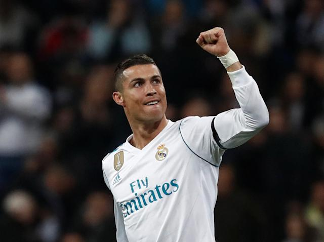 <p>Ronaldo helped Real Madrid retain the Champions League and has now won the award five times. </p>