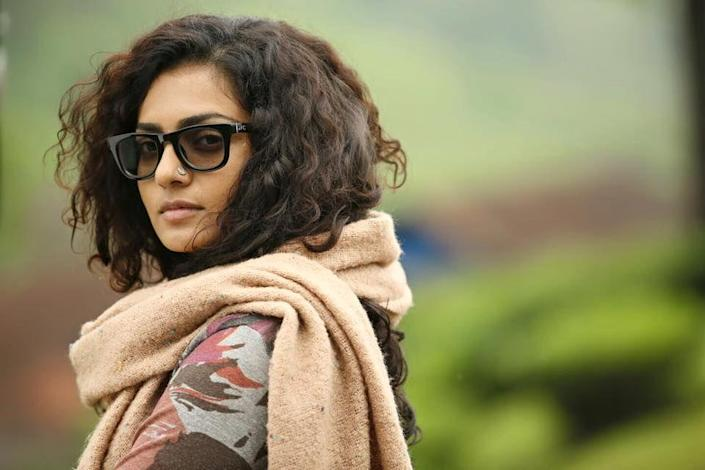 Parvathy Thiruvoth in a still from Malayalam film Charlie (2016).