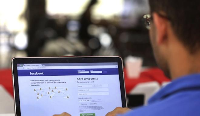 Renren has often been compared to Facebook, which was launched a year before the Chinese social networking platform. Photo: AP