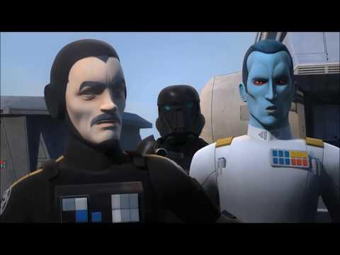 """<p>The blue guy! He's so good that even when Disney tried to remove him from the canon of the franchise, he made it back almost completely intact thanks to Dave Filoni's <em>Star Wars Rebels</em>.</p><p><a href=""""https://www.youtube.com/watch?v=ki_X6jVH8Cw"""" rel=""""nofollow noopener"""" target=""""_blank"""" data-ylk=""""slk:See the original post on Youtube"""" class=""""link rapid-noclick-resp"""">See the original post on Youtube</a></p>"""
