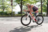 """<p>After losing her leg during her deployment in 2004, Melissa Stockwell became <a href=""""https://www.teamusa.org/usa-triathlon/athletes/Melissa-Stockwell"""" class=""""link rapid-noclick-resp"""" rel=""""nofollow noopener"""" target=""""_blank"""" data-ylk=""""slk:the first Iraq War veteran to qualify for the Paralympic Games"""">the first Iraq War veteran to qualify for the Paralympic Games</a>. She competed in swimming in 2008, then shifted her focus to triathlon, winning three world championships before returning to the 2016 Paralympics. Stockwell won bronze at the Rio Games, and now she has her <a href=""""https://www.instagram.com/p/CNDpBUSJ8VH/"""" class=""""link rapid-noclick-resp"""" rel=""""nofollow noopener"""" target=""""_blank"""" data-ylk=""""slk:sights set on Tokyo"""">sights set on Tokyo</a>. But she's also committed to giving back. Currently, Stockwell serves on the board of directors for the Wounded Warriors Project, the USA Triathlon Foundation, and the USA Triathlon Women's Committee.</p>"""