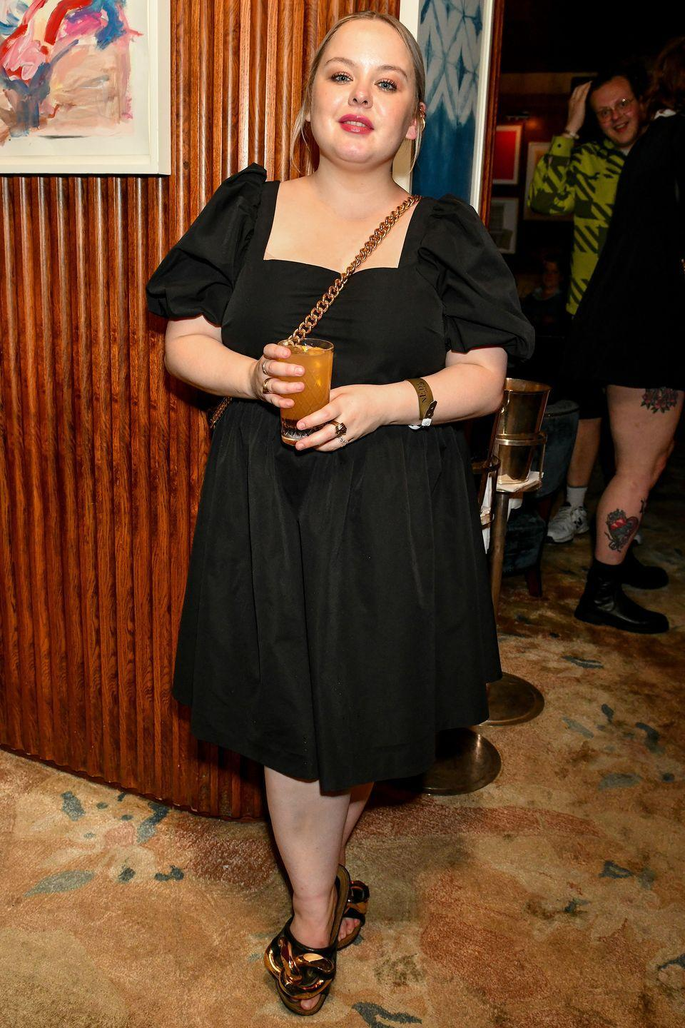 <p><strong>21 September </strong><br></p><p>Nicola Coughlan attended designer Daniel Fletcher's party during London Fashion Week. </p>