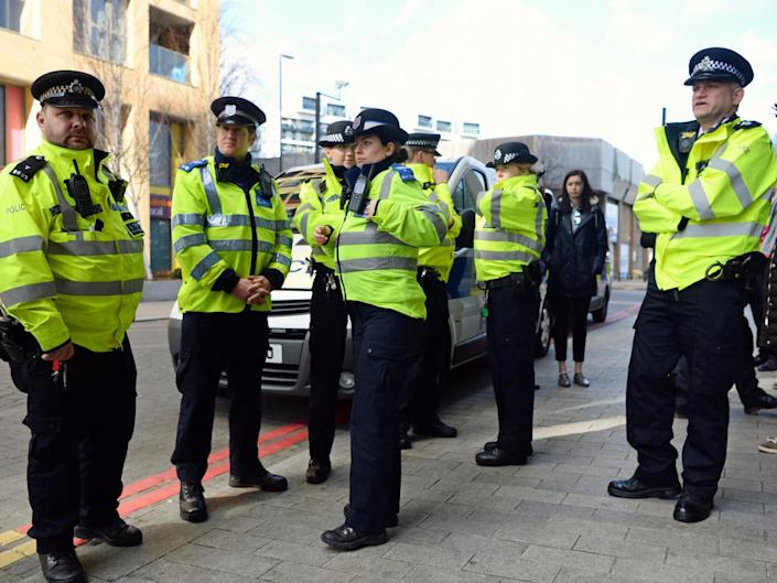 'It is appalling that, in 2020, the Conservative government has launched a recruitment drive for the police that is failing to bring in black officers,' say Lib Dems: PA