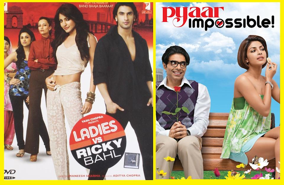 Meanwhile, Uday tried his hand at writing a little. He went behind the camera again, and engaged in the making of <em>Hum Tum</em> as an assistant director. He was the writer and producer of <em>Pyaar Impossible </em>- and 'hero' also, if you will - and turned screenplay writer for <em>Ladies vs Ricky Bahl</em>, which apparently, worked well for him.