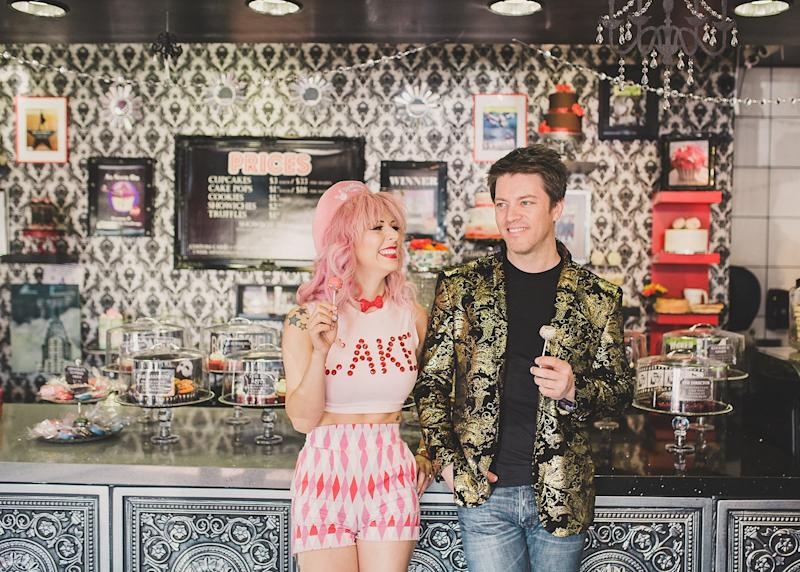 EXCLUSIVE! Property Brothers' J.D. Scott Marries Annalee Belle in Vintage Theatre-Themed Wedding