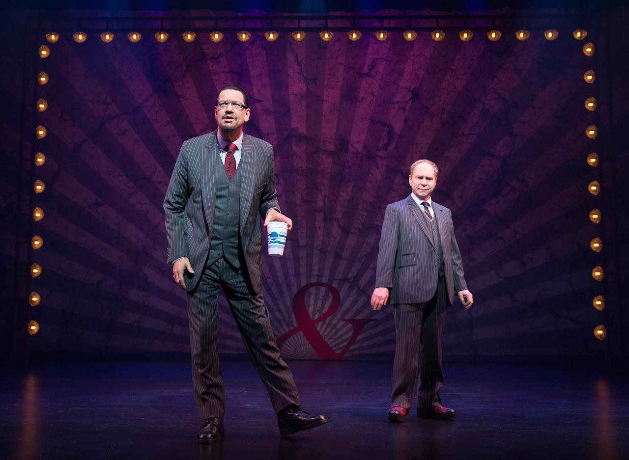 """<p><strong>Give us the big picture: What's the vibe of the place, what's it like?</strong><br> You'll have to walk through the Carnival-themed lobby and casino floor of the Rio All-Suite Hotel and Casino to reach the Penn and Teller theater, which is actually pretty standard in terms of layout and decor (it's similar to a deluxe movie theater) but filled with comfortable seats.</p> <p><strong>What kinds of events can we see here?</strong><br> Penn and Teller is the longest-running magic show in town and though their act is well-honed, it's never boring. Penn is the talker, his schtick is sarcasm (occasionally sounding off on politics and religion), while mute Teller is the performer. The duo like to let their audiences in on some of the tricks of the magic trade (and put down some of the """"showier"""" magicians in town), but their own illusionist stunts will leave you scratching your head.</p> <p><strong>How are the seats?</strong><br> The seats are wide and comfortable. If you splurge for the first five rows, your chances of being pulled up on stage are pretty good.</p> <p><strong>Good for kids?</strong><br> While the theater does allow children over the age of five, it might be better wait until your kids are 10 years or older.</p> <p><strong>Anything in particular that makes this place special, from the programming to a unique feature it has?</strong><br> Penn and Teller end every show by posing in the lobby for selfies with fans. That's a free meet and greet!</p> <p><strong>If we're going to be in town, what—and who—do you think this is best for?</strong><br> For folks who want to see a solid magic show, without all the flashy dramatics.</p>"""